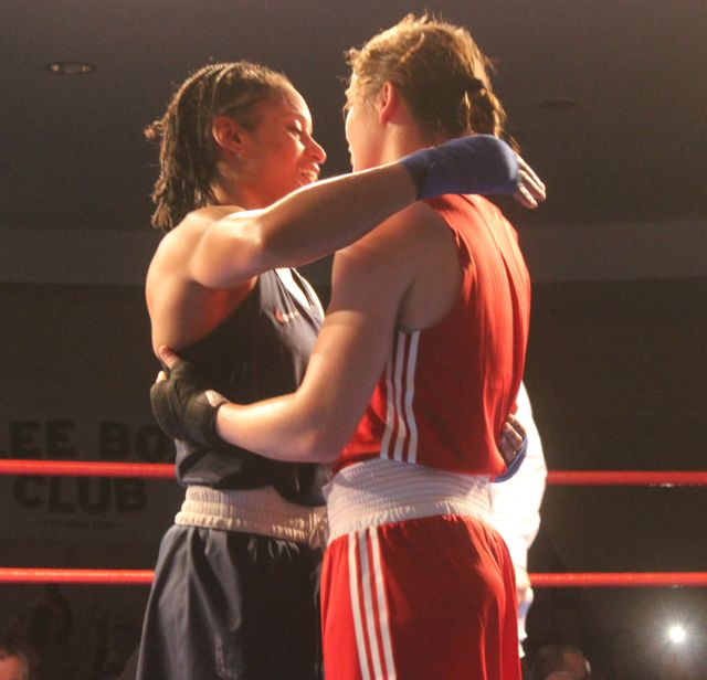 PHOTOS: Hundreds Pack The Brandon To See Katie Taylor Beat