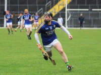 John Egan scored 0-4 from play against Limerick in Fitzgerald Stadium on Sunday. Photo by Gavin O'Connor.