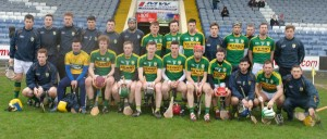 Kerry V Laois team