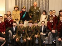PHOTOS: Moyderwell Pupils Premiere Their 1916 Rising Movie