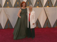 Kerryman Don O'Neill Had His Designs At The Oscars Last Night