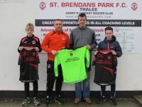 St. Brendan's Park FC Club News