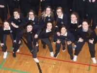VIDEO/PHOTOS: Pres Girls Bust A Move For Operation Transformation