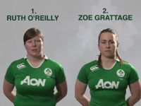 Two Tralee Women To Start For Ireland Against Wales Tomorrow