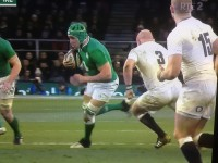 Tralee Man Ultan Makes An Impression On Debut In Twickenham