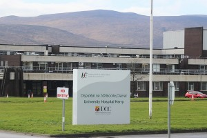 University Hospital Kerry sign 2