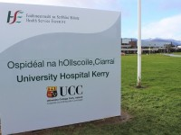 University Hospital Kerry sign 3