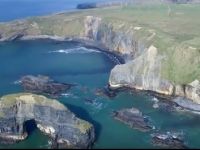 VIDEO: This Drone Footage Of Ballybunion Will Take Your Breath Away