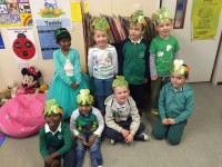 PHOTOS: CBS Pupils Go Green For A Great Cause