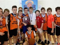 PHOTOS: Gaelscoil Mhic Easmainn Triumph In CBS Basketball Tournament
