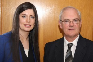 Co-Option Cllr Maura Healy Rae and Cllr John Lucid 018