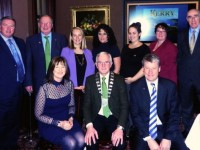 Mayor Of Kerry Attends St Patrick's Day Celebrations In Philadelphia