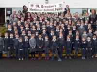 St Brendan's Fenit Pupils Look Forward To Charity Cycle