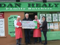 Local Butchers Helps Raise Thousands For Kerry Cancer Support Group