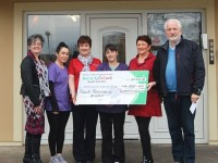 Crèche Raises €4,000 For Kerry Cancer Support Group With Clothes Drive