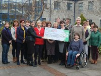 Revenue Office Staff Raise Funds For Kerry Cancer Support Group