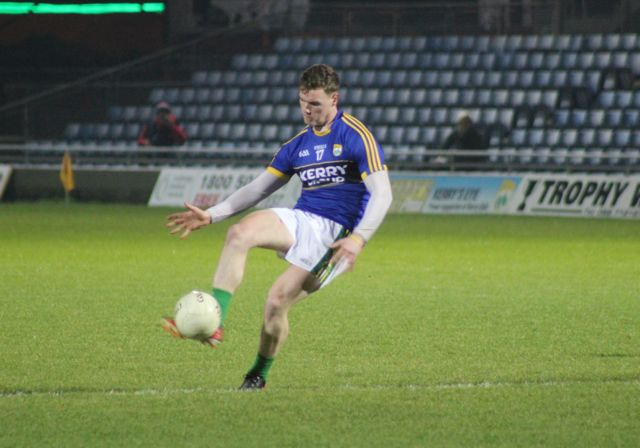 Greg Horan in action. Photo by Dermot Crean