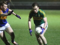 Andrew Barry of Kerry in action. Photo by Dermot Crean