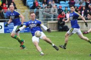 Sharp as a button Darren O'Sullivan scored 0-3 from play. Photo by Gavin O'Connor.