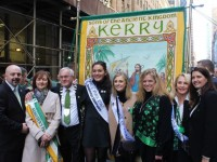 PHOTOS: Mayor Joins Kerry People At New York St Patrick's Day Parade