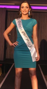 Niamh Enright, sponsored by Trant's Pharmacy, at Miss Kerry 2016 in The Brehon Hotel, Killarney on Saturday night. Photo by Dermot Crean