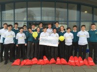 Mounthawk Students Do Their Bit To Raise Awareness For Homelessness