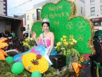 PHOTOS: Thousands Line Streets For Colourful St Patrick's Day Parade