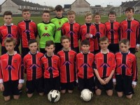 Park U13 before their win against Killarney Celtic on Saturday March 19