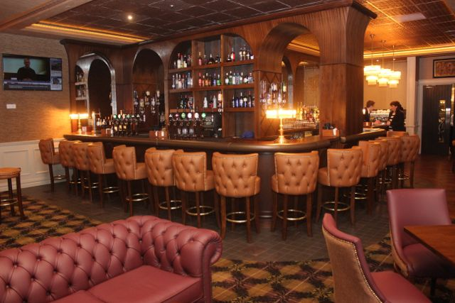 Dott's Bar in the (soon to be) Rose Hotel. Photo by Dermot Crean