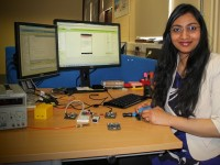 Amruta Awasthi from the IMaR Technology department in IT Tralee.