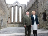 PHOTO GALLERY: Ardfert Welcomes President Higgins At Unveiling Of Sculpture Of Roger Casement