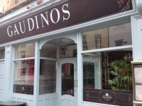 Out To Lunch: A Nice Bite In Gaudinos