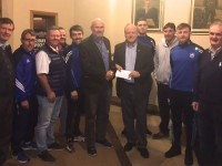 Jerry Scoops First Prize In Kerins O'Rahillys Masters Challenge