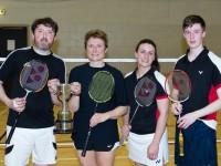 Kerry Badminton Association News