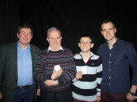 Churchill Quiz Team Comes Second In Senior Scór All-Ireland Final