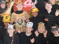Moyderwell Pupils Prepare To Stage Disney's 'The Lion King'