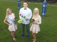Ultan Helps Promote Tralee RFC's Tag Rugby Event During Rose Festival
