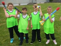 PHOTOS: Sports Day Fun At CBS Primary School