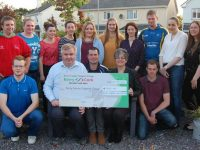 Kerry Macra Raises Funds For Kerry Cancer Support Group