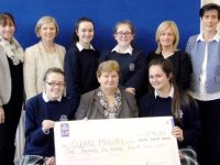 Presentation Students' Lunch For Staff Serves Up Funds For Cuan Mhuire