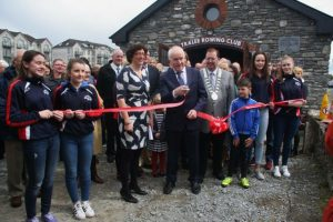 Rowing Club Opening