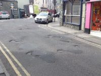 Concern At Russell Street Footpath And Road Surface