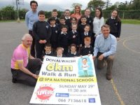 A Day To Remember Donal Walsh At Spa National School