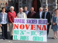 Novena To Take Place At St John's Later This Month