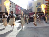 PHOTOS/VIDEO: Music And Swordplay In The Square As Part Of Tralee 800 Celebrations