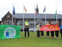 Presentation School Celebrates Achieving Two Flags