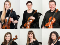 A Wonderful Evening Of Irish Songs And Music In Prospect From Scotia Ensemble