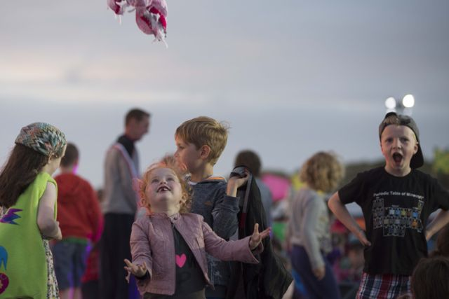 CMK24082016  REPRO FREE NO FEE  Brynn Fitzmorris of Banna learning to dance at Féile Fáilte, a day-long celebration of dance on Banna Strand, Co. Kerry this weekened. This was a key event in the Casement Project, part of the Arts Council's Art:2016 programme. www.casementproject.ie.  Picture Clare Keogh   Further Info Contact  Christine Monk