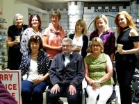 Lancome Expert Gives Demo As CH Chemists Hosts Kerry Hospice Fundraiser