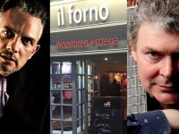 Comedian Joe Rooney and singer-songwriter John Spillane will soon perform at Il Forno